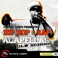 Hip Hop & Rap Acapellas - Old School product image