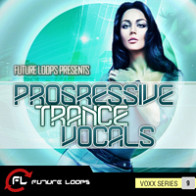 Progressive Trance Vocals product image