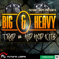 Big & Heavy - Trap & Hip Hop Kits  product image