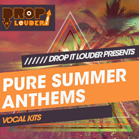 Pure Summer Anthems - Vocal Kits product image