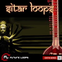 Sitar Loops product image