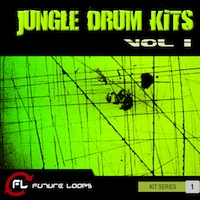 Jungle Drum Kits Vol. 1 product image