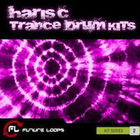 Haris C Trance Drum Kits product image