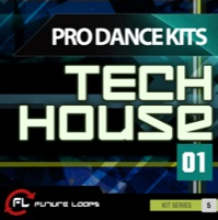 Pro Dance Kits: Tech House 01 product image