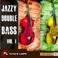 Jazzy Double Bass Vol.1 product image