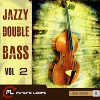 Jazzy Double Bass Vol.2 product image