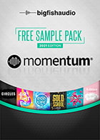Free Sample Pack - Momentum 2021 product image
