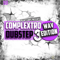 Complextro & Dubstep: WAV Edition 3 product image