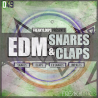 EDM Snares & Claps product image