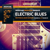 Electric Blues - Rhythm & Lead Guitars product image