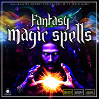 Medieval Fantasy Magic Sound Effects Library product image