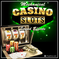 Mechanical Fruit Machine Slots Sound Effects Library product image