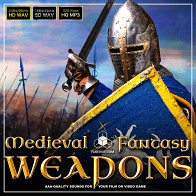 MEDIEVAL FANTASY WEAPONS & SIEGE ENGINE SOUND EFFECTS LIBRARY product image