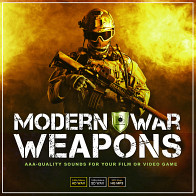 MILITARY WEAPONS OF WAR SOUND EFFECTS LIBRARY product image