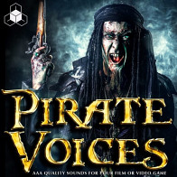 PIRATE VOICES product image