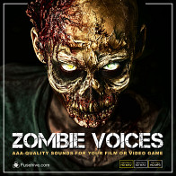 ZOMBIE VOICE SAMPLES product image