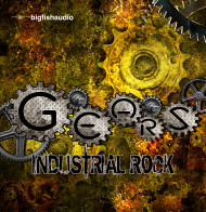 Gears: Industrial Rock product image