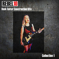Rebel 10: Rock Guitar Construction Kits product image