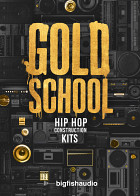Gold School: Hip Hop Construction Kits product image