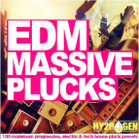EDM Massive Plucks product image