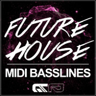 Future House MIDI Basslines product image