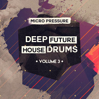 Deep Future House Drums 3 product image