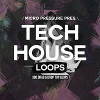 Tech House Loops product image