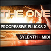 The One: Progressive Plucks 2 product image