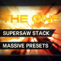 The One: Supersaw Stack product image