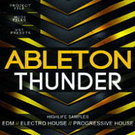 Ableton Thunder Template product image