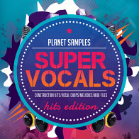 Super Vocals Hits Edition product image