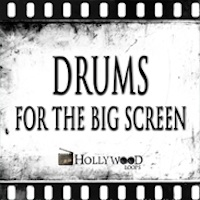 Drums For The Big Screen product image