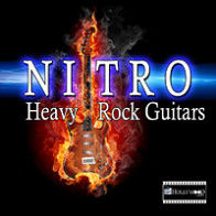 Nitro - Heavy Rock Guitar Loops product image