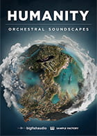 Humanity: Orchestral Soundscapes product image