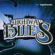 Highway Blues Blues Loops