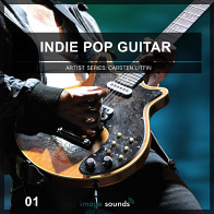 Indie Pop Guitar 1 - Dirty And Rough Guitar Loops product image