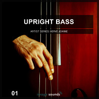 Upright Bass 1 - Smooth And Edgy Premium Loops product image