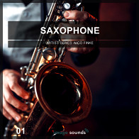 Saxophone 1 - Soulful Licks and Phrases product image