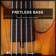 Fretless Bass 1 – Gnarly Low End Bass Loops product image