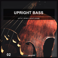 Upright Bass 2 - Deep and Punchy Basslines product image