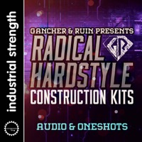 Gancher & Ruin - Radical Hardstyle Construction Kits product image