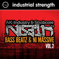 Nekrolog1k - Bass Beatz & NI Massive Vol.2 product image