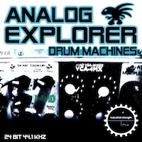 Analog Explorer - Drum Machines product image