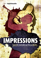 Impressions: Jazz Construction Kits Jazz Loops