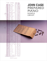John Cage Prepared Piano product image