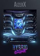 Hybrid Cyberpunk Trailer Toolkit product image