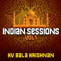 Indian Sessions Vol.1 - KV Bala Krishnan product image