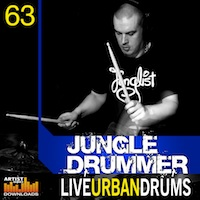 Jungle Drummer - Live Urban Drums product image