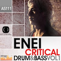 Enei Critical Drum & Bass Vol.1 product image