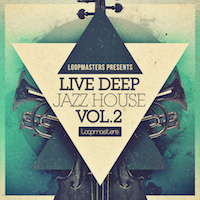 Live Deep Jazz House Vol.2 product image